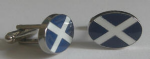 Scotland Country Flag Cufflinks